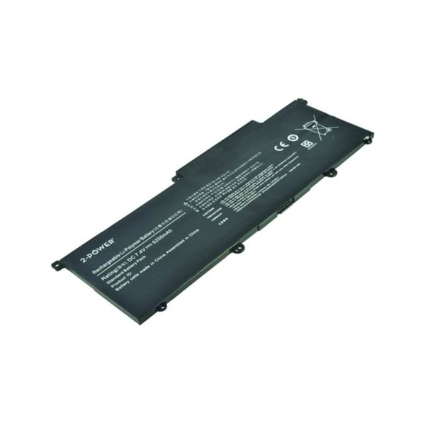 2-Power Bateria para Portátil AA-PBXN4AR