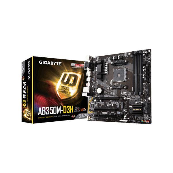 Motherboard Gigabyte AB350M D3H