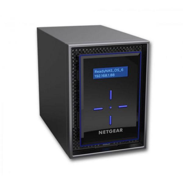 Netgear 4TB ReadyNAS 422 - RN422D4-100NES