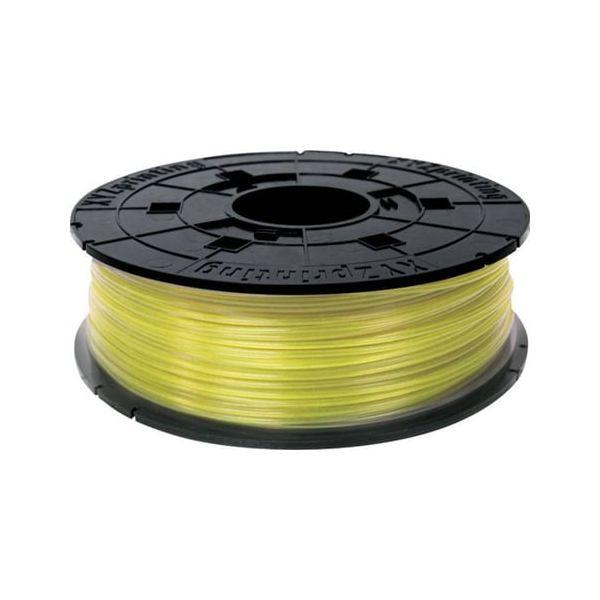 XYZprinting da Vinci Jr. PLA Filament Yellow 600gr - RFPLCXJP0EH