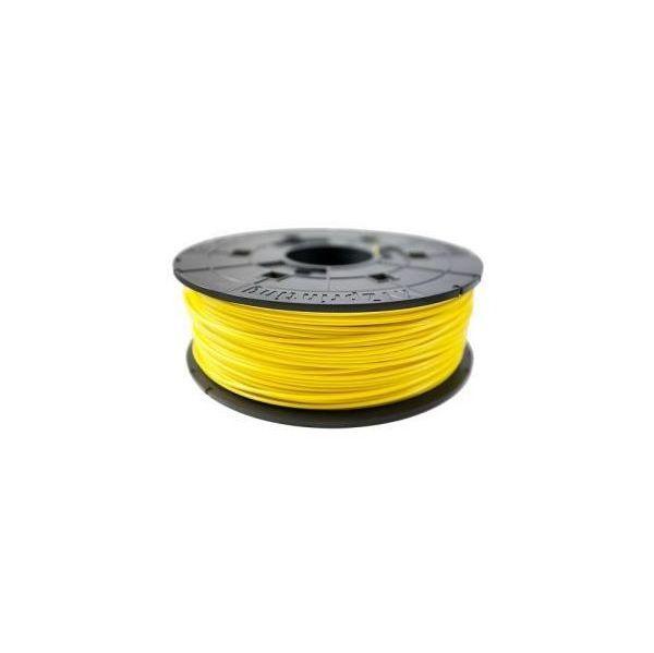 XYZprinting da Vinci Jr. PLA Filament Clear Yellow 600gr - RFPLCXEU03J