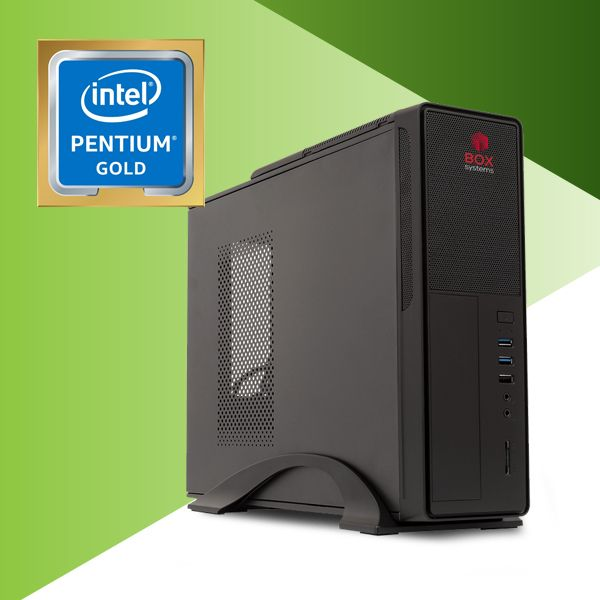 Dbx Box Systems Entry GK3200 UK-8016 G3260 4GB 500GB - BOX17GK3200