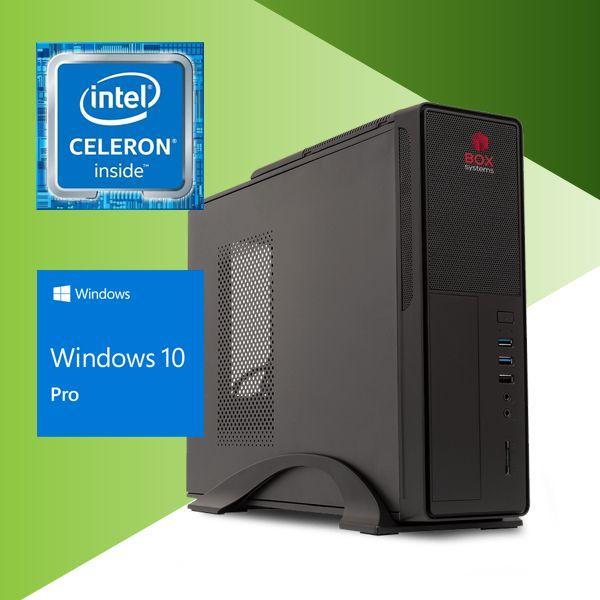 Dbx Box Systems Entry GK3200 UK-8016 G3260 4GB 500GB Win10 Pro - BOX17GK3200+W10P