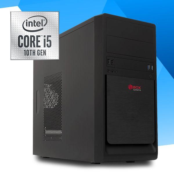 Dbx Box Systems Office UK6011 i5-9400 8GB 240GB SSD W10 - BOX17DV7400+W10P