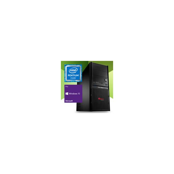 Dbx Box Systems Entry GX4200 CM342 G4400 4GB 120GB SSD Win10 Pro- BOX17GX4200+W10P