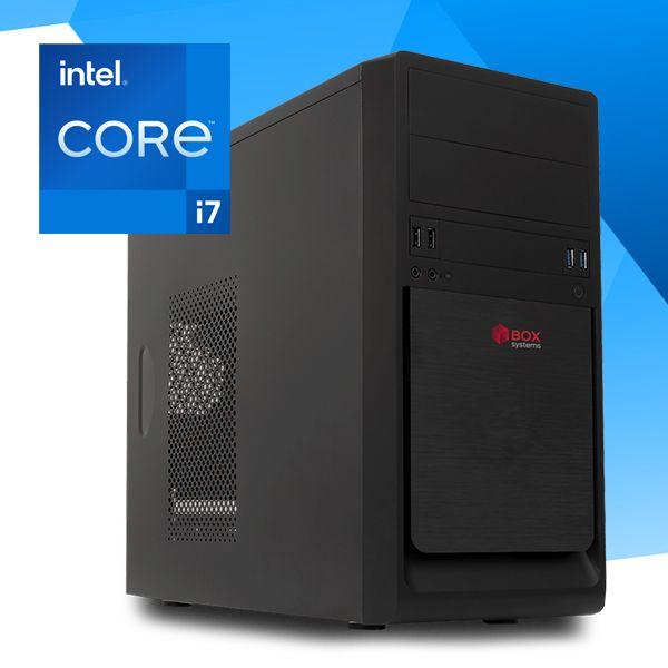 Dbx Box Systems Office PF7700 N300 i7-7700 4GB 240GB SSD - BOX17PF7700