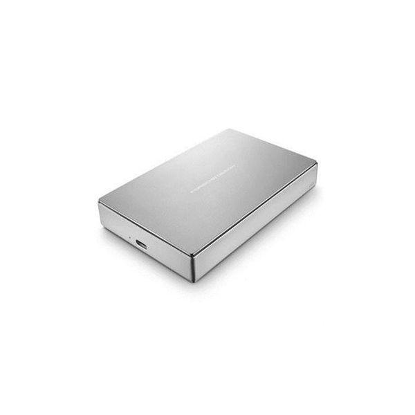 "Disco Externo Lacie 5TB Porsche Design Mobile Drive 2.5"" USB-C 3.0- STFD5000400"