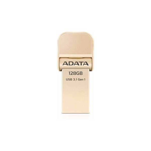 ADATA 128GB AI920 Lightning / USB 3.1 Gold - AAI920-128G-CGD