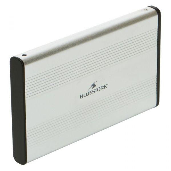 "Bluestork Caixa HDD SATA 2.5"" - BS-EHD-25/SU/F"