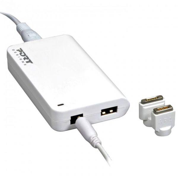 Port Designs Carregador Apple 60W + USB