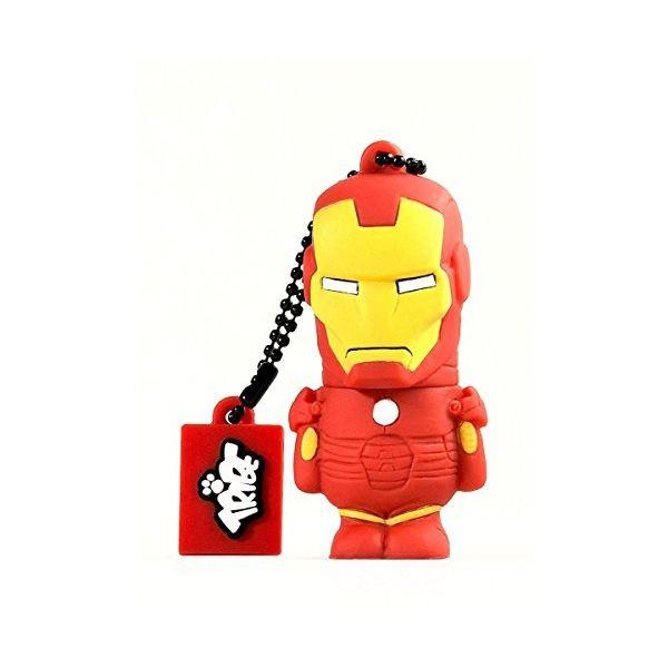 Tribe 16GB Pen USB Marvel Iron Man - FD016504
