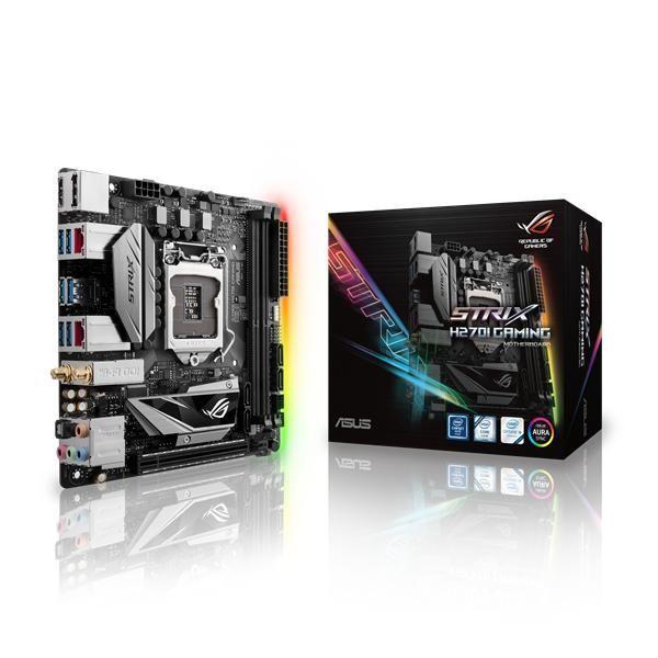Motherboard Asus ROG Strix H270I Gaming - 90MB0U10-M0EAY0