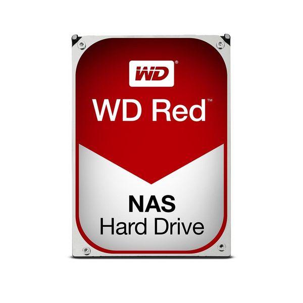 """Western Digital 10TB Red 7200rpm SATA III 3.5"""" - WD101KFBX"""