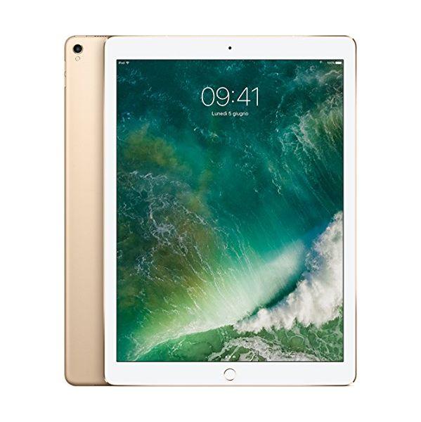 """Tablet Apple iPad Pro 12.9"""" 2nd Gen 256GB Wi-Fi Gold - MP6J2TY/A"""