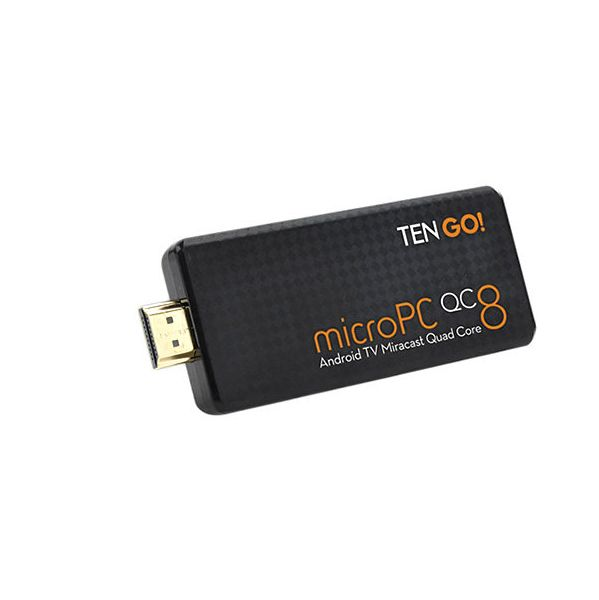 Ten-GO! microPC QC8 RT3121BT