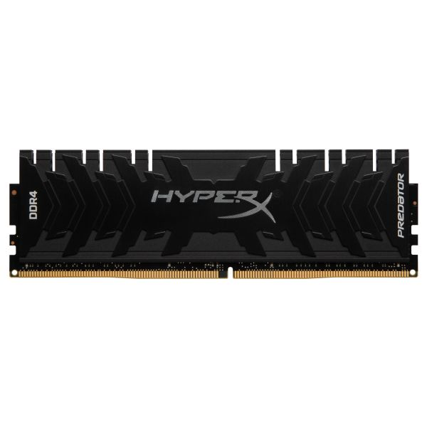 Memória RAM Kingston 32GB HyperX Predator DDR4 2400MHz PC4-19200 (4x 8GB) CL12 - HX424C12PB3K4/32