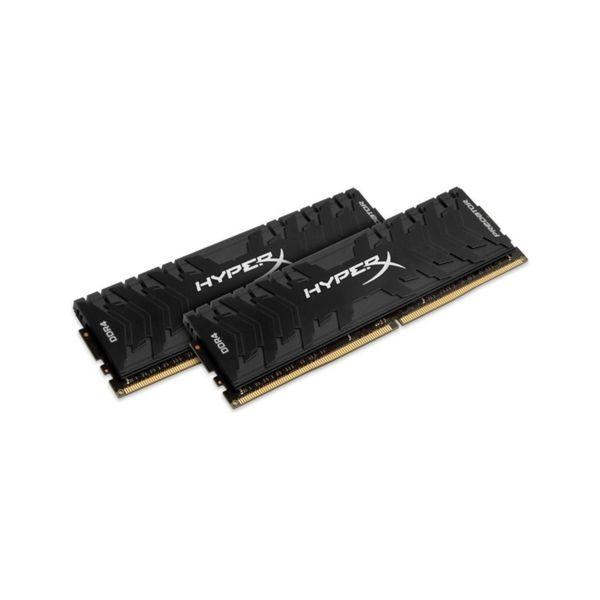 Memória RAM Kingston 32GB HyperX Predator DDR4 2400MHz PC4-19200 (2x 16GB) CL12 - HX424C12PB3K2/32
