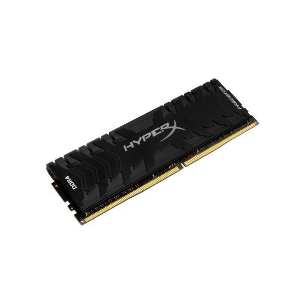 Memória RAM Kingston 16GB HyperX Predator DDR4 2666MHz PC4-21300 CL13 - HX426C13PB3/16