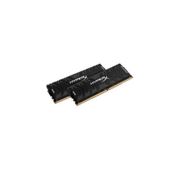 Memória RAM Kingston 16GB HyperX Predator DDR4 3600MHz PC4-28800 (2x 8GB) CL17 - HX436C17PB3K2/16
