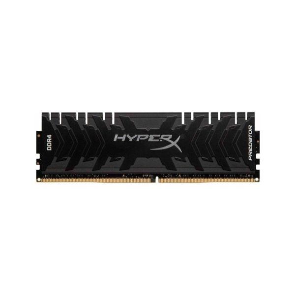 Memória RAM Kingston 16GB HyperX Predator DDR4 2666MHz PC4-21300 (2x 8GB) CL13 - HX426C13PB3K2/16