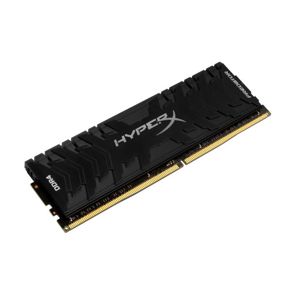 Memória RAM Kingston 8GB HyperX Predator DDR4 3000MHz PC4-24000 CL15 - HX430C15PB3/8