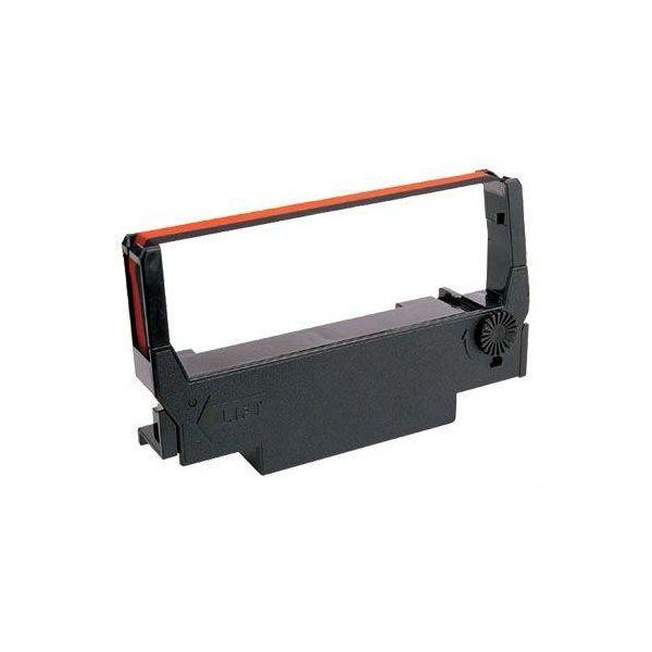 Fita Epson ERC38 / 34 / 30 Black / Red Matricial C43S015376 Compatível