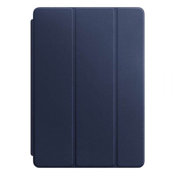 """Apple Leather Smart Cover para iPad Pro 10.5"""" Midnight Blue - MPUA2ZM/A"""
