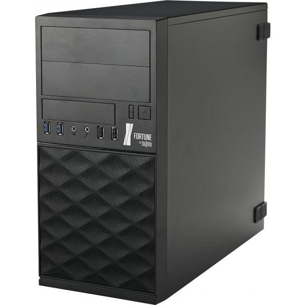 Tsunami Fortune (i3 7100-4GB-SSD240-Dvdrw-S/SO) - DTFT3140000