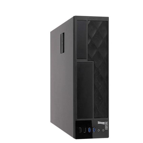 Tsunami Fortune Slim i3 7100-4GB SSD120 Dvdrw W10Pro - SFFFT3130200