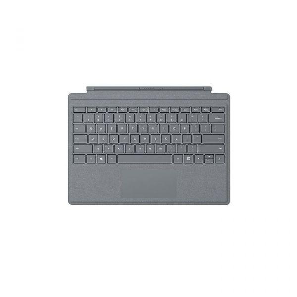 Microsoft Capa Teclado Surface Pro Sigma Type Cover Platinum PT - FFP-00011
