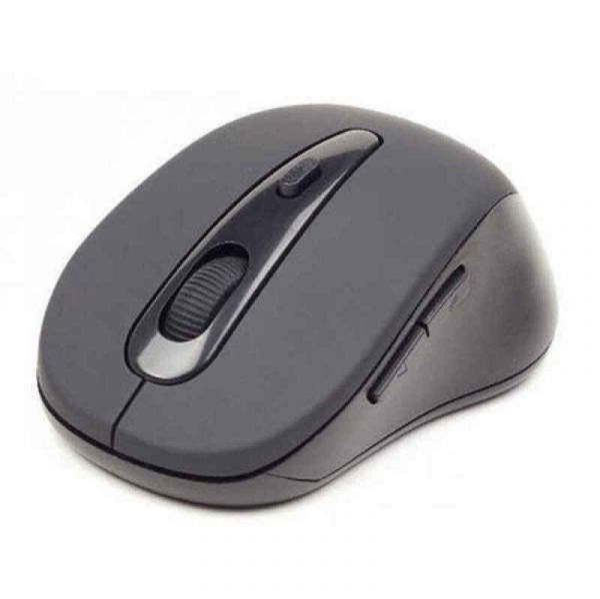 Gembird Rato Smooth Precision Preto Bluetooth - MUSWB2