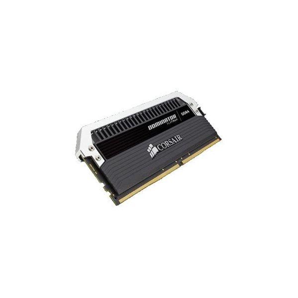 Memória RAM Corsair 16GB Dominator Platinum (2x 8GB) DDR4 3600MHz PC4-28800 CL18 - CMD16GX4M2B3600C18