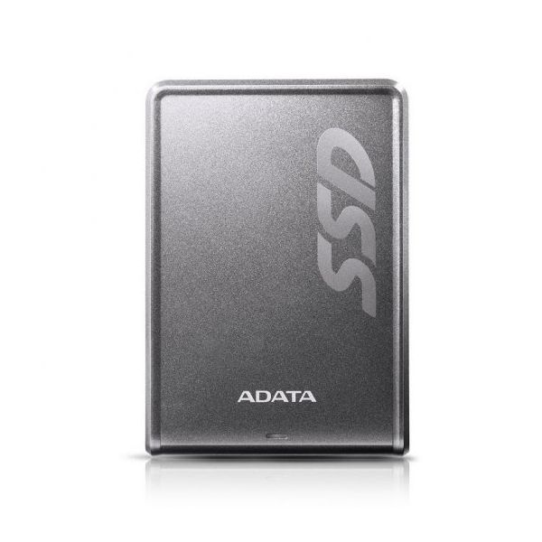 Disco Externo ADATA 256GB SV620H SSD USB 3.1 Titanium - ASV620H-256GU3-CTI