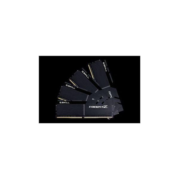 Memória RAM G.Skill 32GB Trident Z DDR4 3600MHz PC4-28800 (4x 8GB) CL16 - F4-3600C16Q-32GTZKK