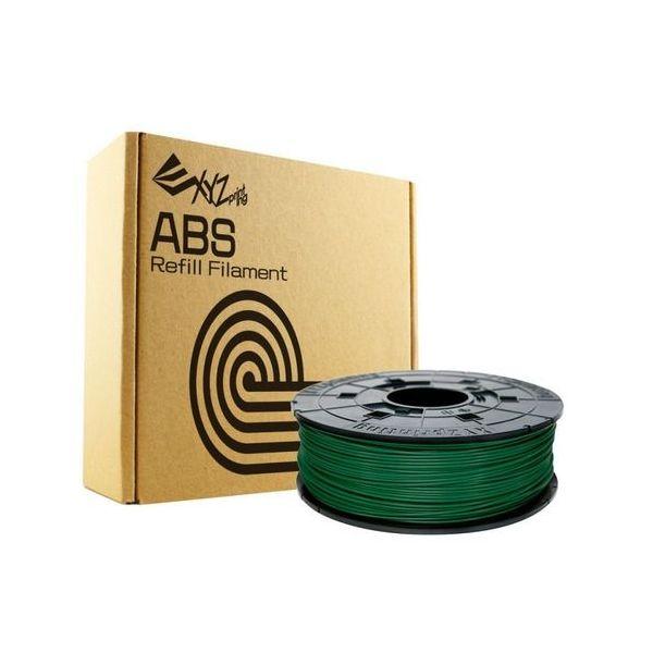 XYZPrinting Filamento de Recambio ABS 1.75mm Bottle Green 600gr