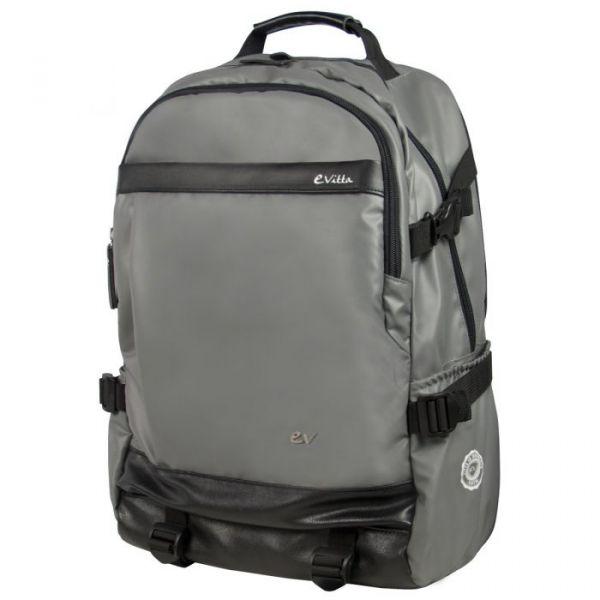 E-Vitta Mochila 16'' S Gear Grey - EVBP004051