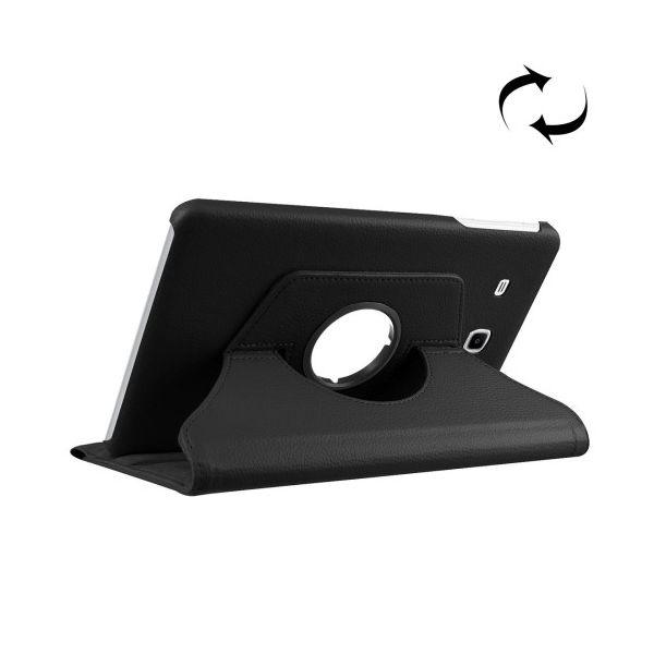 Capa Flip 360 para Samsung Galaxy Tab A 7.0 (2016) T280 T285 Black