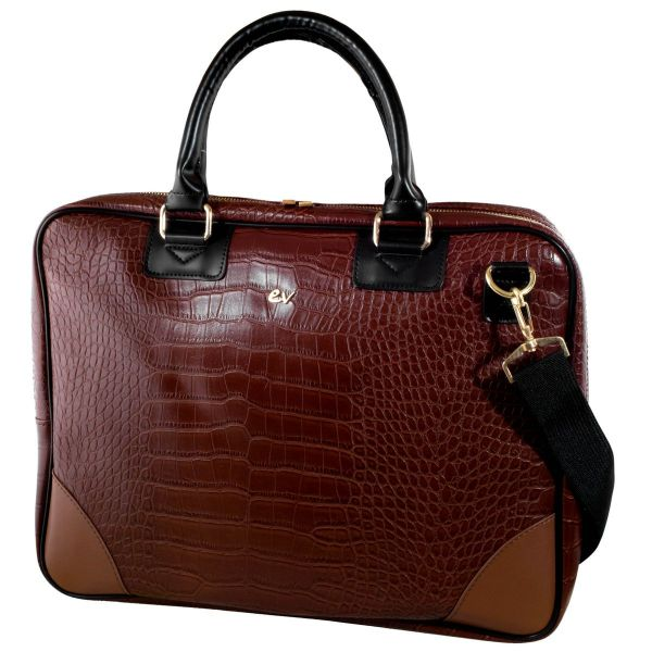 E-Vitta Mala 16'' Business Advance SQ Brown - EVLB000262