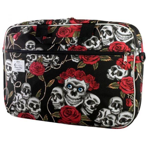 E-Vitta Mala 16'' Style Skulls - EVLB000207