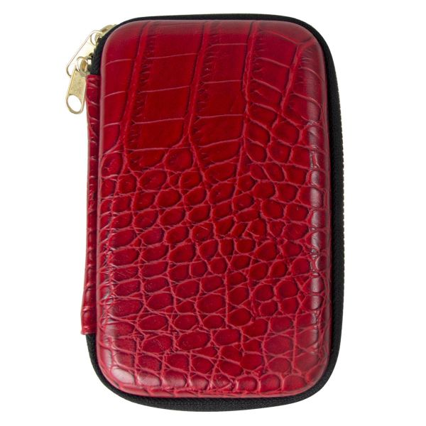 "E-Vitta Bolsa para Discos 2,5"" Crocodile Red - EVHD000041"
