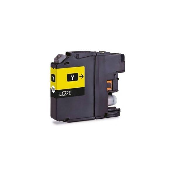 Tinteiro Brother LC22E XL Yellow Compatível
