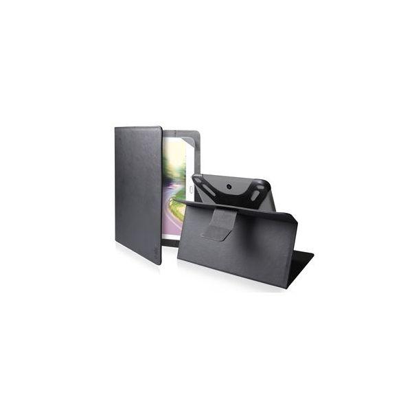 "SBS Universal book rotation case for Tablet 9~10.1"" Black - TABOOKUNROT10K"