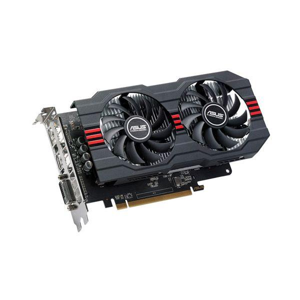 Asus Radeon RX560 OC 4GB GDDR5 (PCIE) - 90YV0AH4-M0NA00