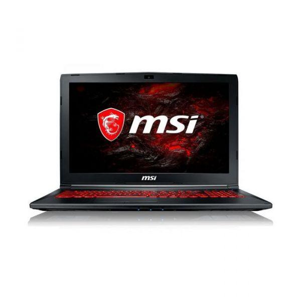 """MSI GL62M 7REX-1664XPT 15.6"""" i7-7700HQ 8GB 256GB SSD + 1TB HDD"""