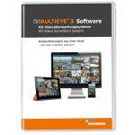 Multieye Upgrade Software 4 Canais Analogicos EX-L4 - 810415