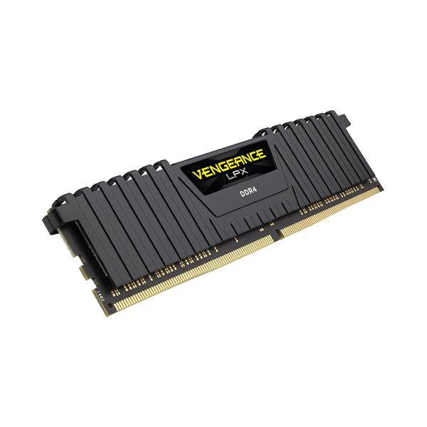 Memória RAM Corsair 64GB Vengeance LPX (8x 8GB) DDR4 3800MHz PC4-30400 CL19 - CMK64GX4M8X3800C19