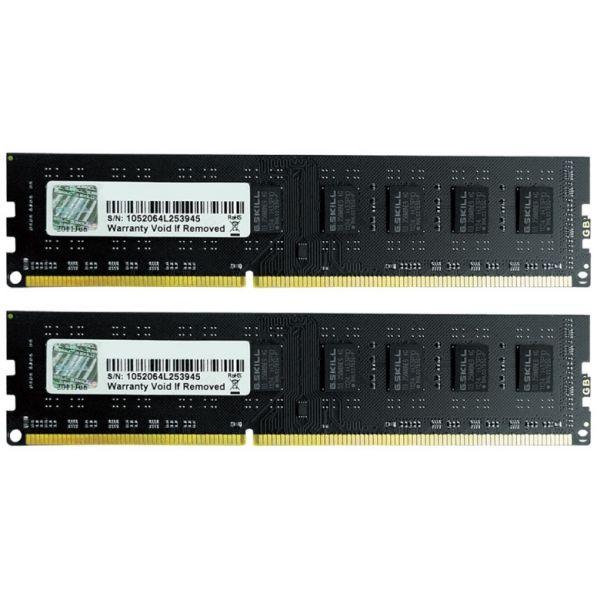 Memória RAM G.Skill 8GB Value Series DDR4 2400MHz PC4-19200 CL17 - F4-2400C17D-8GNT