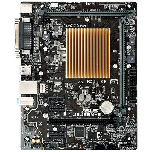 Motherboard Asus J3455M-E