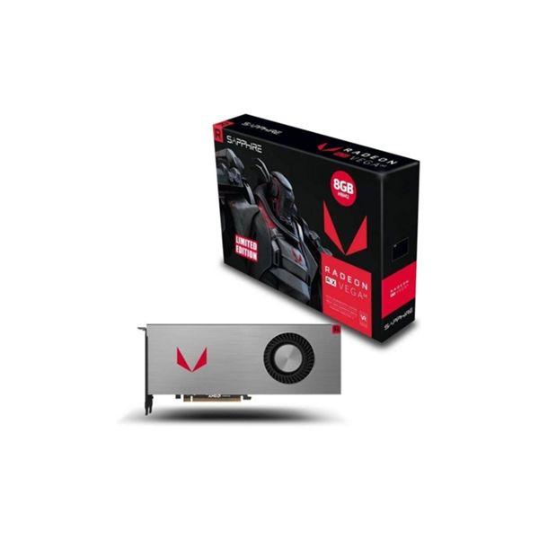 Sapphire Radeon RX Vega 64 8GB HBM2 Limited Edition - 21275-01-20G