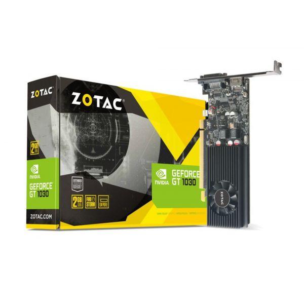 Zotac GeForce GT 1030 2GB GDDR5 - ZT-P10300A-10L